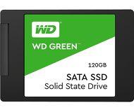 Накопитель SSD 120Gb WD Green  WDS120G2G0A  (TLC 3D NAND)