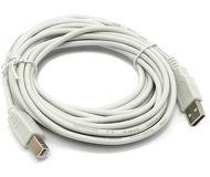 Кабель USB 2.0 Am-Bm 5м VCOM/Telecom  TC6900-5.0MTP