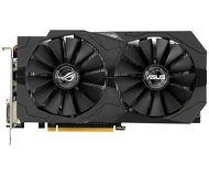 Видеокарта Asus GeForce GTX 1050Ti Strix OC (4Gb 128bit)  STRIX-GTX1050TI-O4G-GAMING