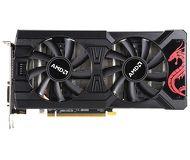 Видеокарта PowerColor AMD Radeon RX 570 Mining (8Gb 256bit)  AXRX 570 8GBD5-DM  OEM