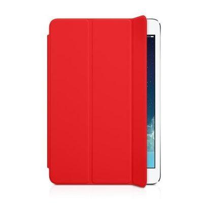 Чехол Apple iPad mini 1/2/3 Smart Cover полиуретан красный [MD828ZM/A]