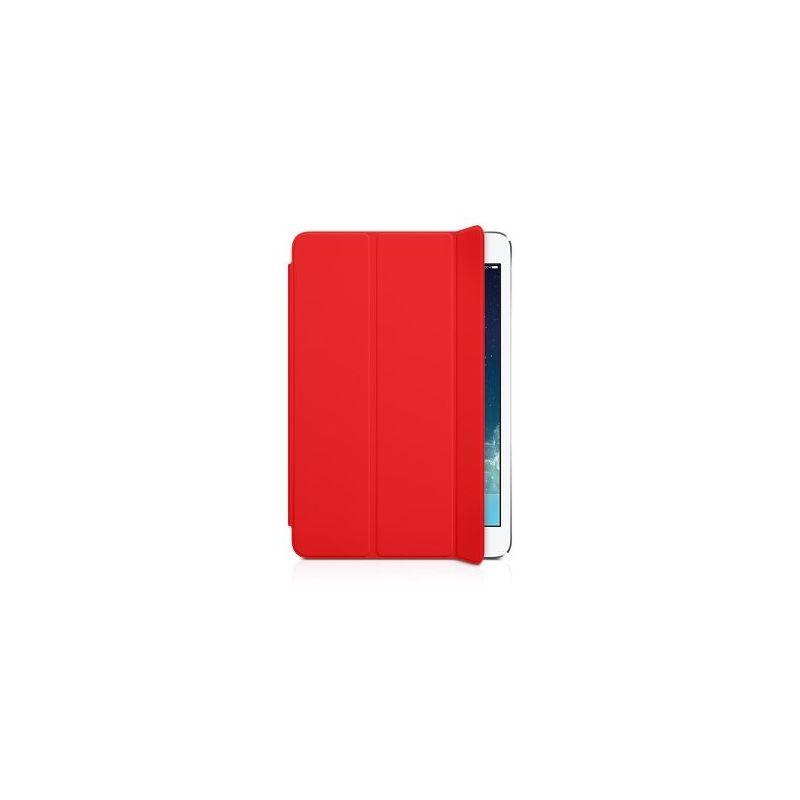Чехол Apple iPad mini 1/2/3 Smart Cover полиуретан красный  MD828ZM/A