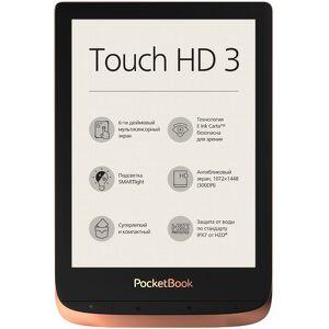 "Электронная книга PocketBook 632 (Touch HD 3) 6"" коричневый"