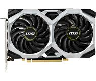 Видеокарта MSI GeForce GTX 1660 Ti Ventus XS (6 ГБ 192 бит) [GTX 1660 TI VENTUS XS 6G]