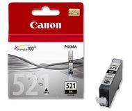 Картридж струйный Canon  CLI-521BK  черный (2933B004) {9 мл., 820 стр.)