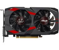 Видеокарта Asus GeForce GTX 1050Ti Cerberus OC (4Gb 128bit)  CERBERUS-GTX1050TI-O4G