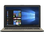 "15.6"" Ноутбук ASUS VivoBook X540NA-GQ008 черный"