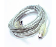 Кабель USB 2.0 Am-Bm 3м VCOM/Telecom  VUS6900-3.0MTP