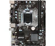 Материнская плата Soc-1151 MSI  H110M PRO-VD   б/у