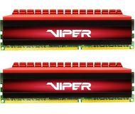Память DDR4 16 ГБ 3000 МГц PC24000 Patriot Viper 4 [PV416G300C6K] Набор 2x8 ГБ