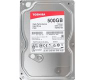 Жесткий диск Toshiba 500 Гб P300  HDWD105UZSVA