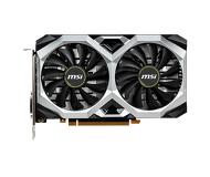 Видеокарта MSI GeForce GTX 1660 Ventus XS OC V1 (6 ГБ 192 бит) [GTX 1660 VENTUS XS 6G OCV1]