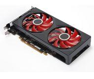 Видеокарта XFX AMD Radeon RX 550 (4 ГБ 128 бит) [RX-550P4PFG5]