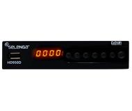 Ресивер DVB-T2 Selenga HD950D черный