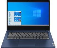 """14"""" Ноутбук Lenovo IdeaPad 3 14ADA05 81W000KQRU синий"""