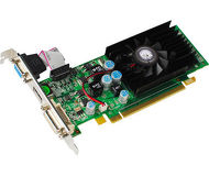 Видеокарта KFA2 GeForce GT 210 (1 ГБ 64 бит) [21GGF4HI00NK]