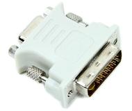 Переходник DVI(M)-VGA(F) б/у