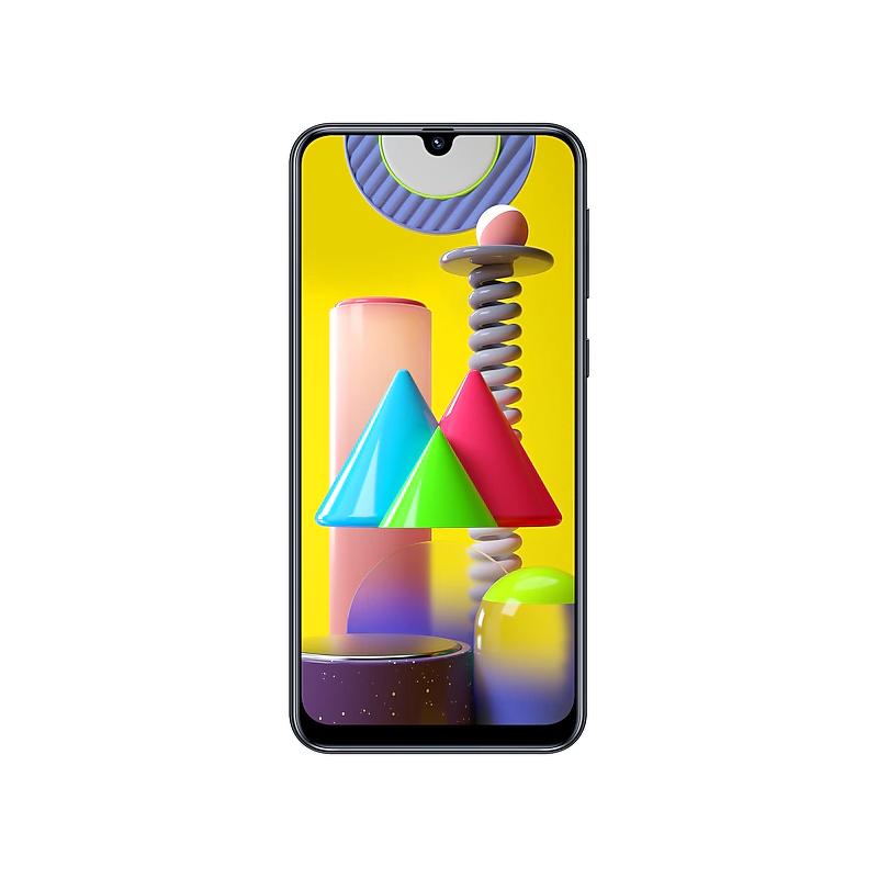 Смартфон Samsung Galaxy M31 SM-M315F 6/128 ГБ черный