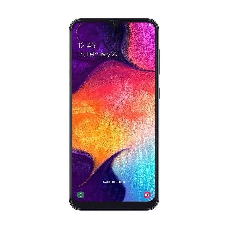 Смартфон Samsung Galaxy A50 A505F 4/64 ГБ Дисконт C (Черный)
