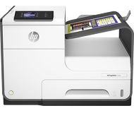Принтер струйный HP PageWide Pro 452dw (D3Q16B)
