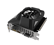 Видеокарта Gigabyte GeForce GTX 1650 D6 (4 ГБ 128 бит) [GV-N1656D6-4GD]