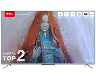 "Телевизор 50"" TCL 50P715 серый"
