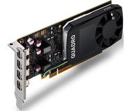 Видеокарта PNY nVidia Quadro P1000 V2 (4 ГБ 128 бит) [VCQP1000DVIV2-PB]