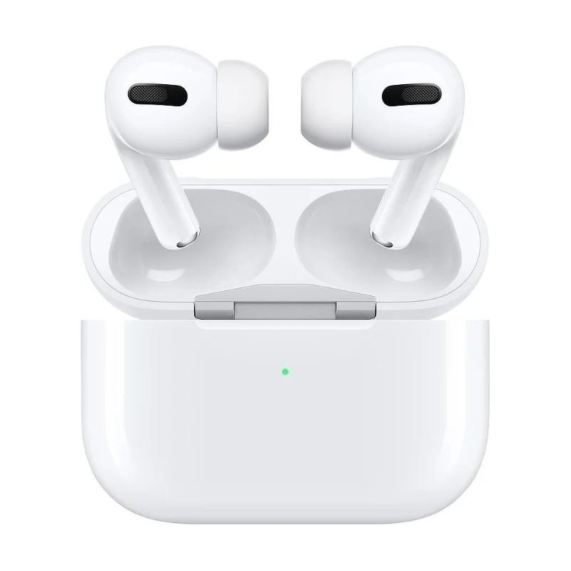 Гарнитура Apple AirPods Pro беспроводная, с беспроводным зарядным футляром [MWP22]