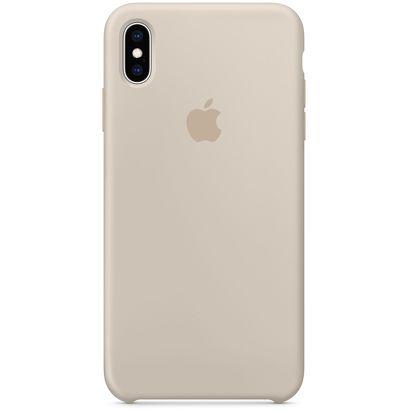 Чехол Apple Silicone Case для [iPhone X/Xs], Stone [MRWD2] реплика