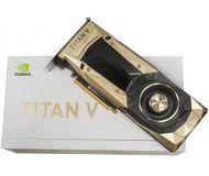 Видеокарта Nvidia GeForce GTX TITAN V (12 ГБ 3072 бит) [MSIP-REM-NVA-PG500]