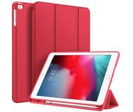 Чехол-книжка Dux Ducis Osom Series для [iPad 9.7], слот для Pencil, красный