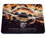 Коврик для мыши Steelseries SS QcK LE World of Tanks 320x270 2 мм (67272)