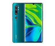 Смартфон Xiaomi Mi Note 10 6/128 ГБ зеленый