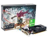 Видеокарта Sinotex Ninja GeForce GT730 (4 ГБ 128 бит) [NK73NP043F]