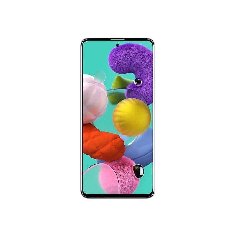 Смартфон Samsung Galaxy A51 SM-A515F 128 ГБ белый
