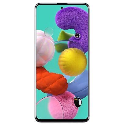 Смартфон Samsung Galaxy A51 SM-A515F 64 ГБ белый