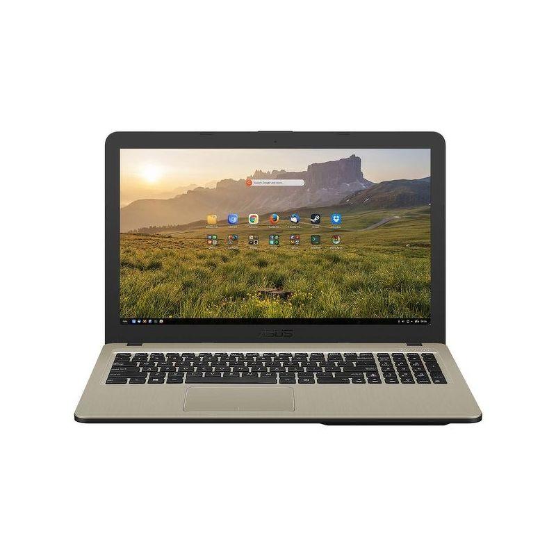 "15.6"" Ноутбук Asus F540BA-GQ677 золотистый"