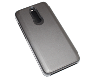 Чехол Zibelino Clear View для [Xiaomi Redmi 8] ZCV-XIA-8-BLK книжка черная