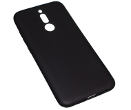 Чехол Zibelino Soft Matte для [Xiaomi Redmi 8] ZSM-XIA-RDM-8-BLK накладка черная
