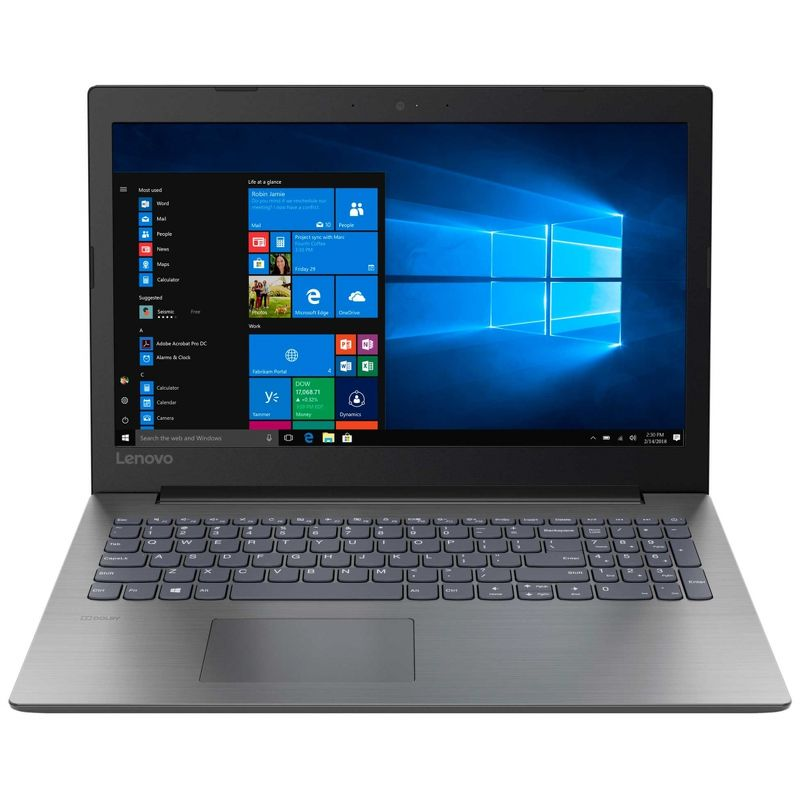 "15.6"" Ноутбук Lenovo IdeaPad 330-15ICH 81FK00FFRU черный"