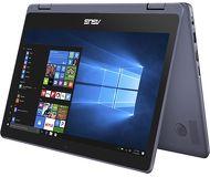 "11.6"" Ноутбук ASUS VivoBook Flip 12 TP202NA-EH008T синий"