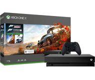 Игровая приставка Microsoft Xbox One X 1 Тб + Forza Horizon 4 + Forza Motorsport 7 [CYV-00058]