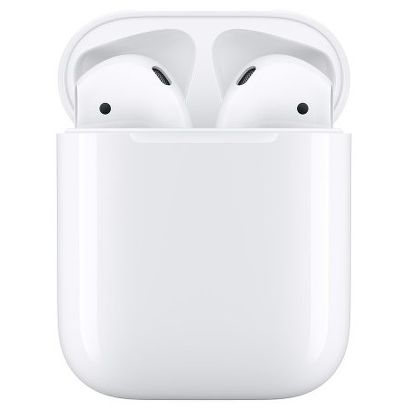 Гарнитура Apple AirPods 2 беспроводная [MV7N2]