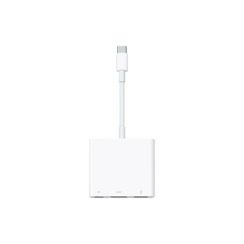Переходник Apple USB-C Digital AV Multiport Adapter, 2nd Generation [MUF82ZM/A]