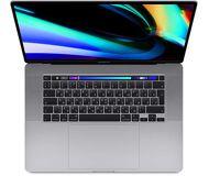 "Ноутбук Apple MacBook Pro Retina 16"" [MVVJ2] i7-2.6GHz(6c)/16Gb/512Gb SSD/RD Pro 5300M 4Gb серый"