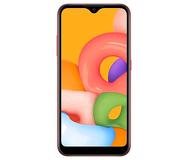 Смартфон Samsung Galaxy A01 SM-A015F 16ГБ красный