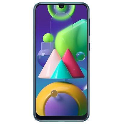 Смартфон Samsung Galaxy M21 SM-M215F 4/64 ГБ зеленый