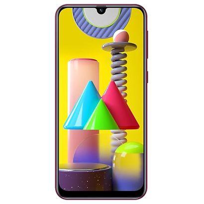Смартфон Samsung Galaxy M31 SM-M315F 6/128 ГБ красный