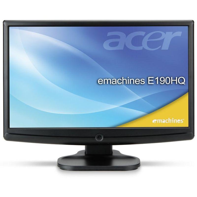 """Монитор 18.5"""" E-Machines E190HQVb черный  Дисконт С"""