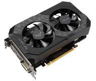 Видеокарта Asus GeForce GTX 1650 TUF GDDR6 (4 ГБ 128 бит) [TUF-GTX1650-4GD6-GAMING]